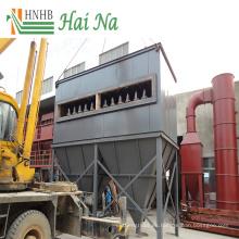 Colector de polvo multi-ciclón Industrial de limpieza de gases de escape con capa de carbón activado
