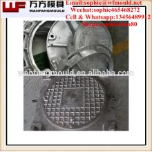 OEM Custom manhole cover mould/Custom design smc compression manhole cover mold
