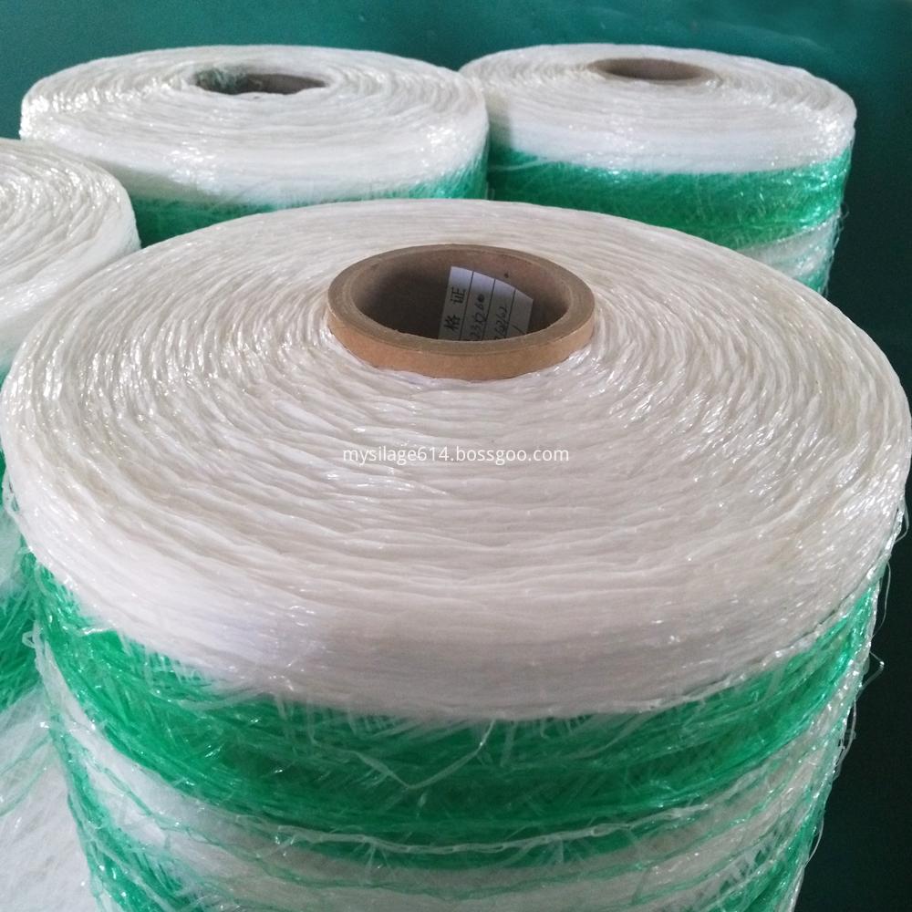 knitting bale wrap net