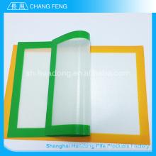 Por atacado cozimento tapete personalizado boa qualidade calor resistente não pegajoso do silicone