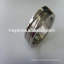 Anillo de imán de moda anillos de dedo