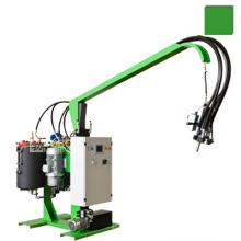 Máquina de inyección de espuma de poliuretano PU para el trabajo de llenado de espuma de neumático hueco