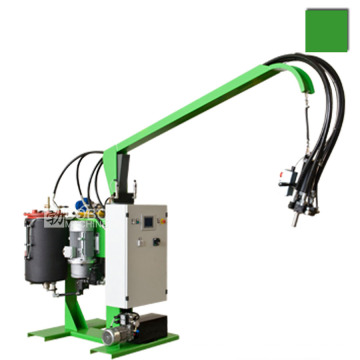 Polyurethane PU foam injection machine for hollow tire foam filling work