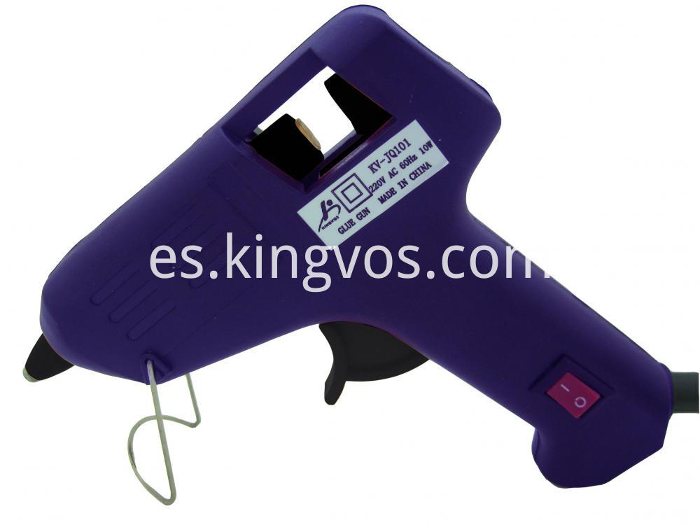 10W Plastic Glue Gun with Top Quality