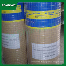 304/316/201 Edelstahl geschweißte Drahtgeflecht (China Hersteller)