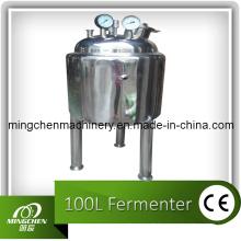 Petite cuve de fermentation de 20 à 150 litres