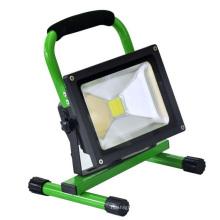 20W 6600mAh LED Floodlight recarregável para trabalhar