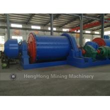 Fácil manuseio de minério de ferro