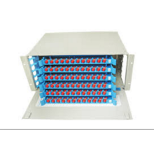 76 Port Optical Fiber Distribution Box ODF