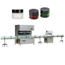 Automatic face cream filling machine