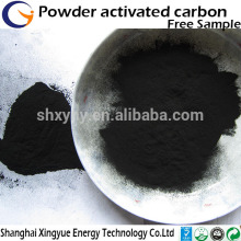 High adsorption coal based wood based powder activated carbon norit