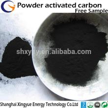 Alta adsorção à base de carvão à base de pó em carvão activado norit