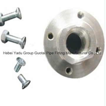 High Quality Alumium Weld Flanges