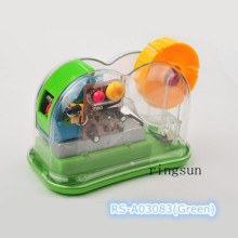 Transparent Colorful Electric Tape Dispenser
