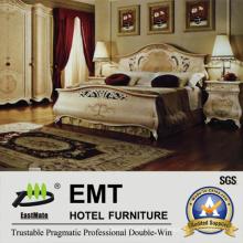 2016 Classical Hotel Bedroom Furniture (EMT-SKB23)