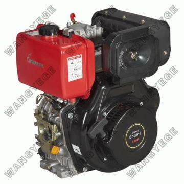 Inyección directa combustión del motor diesel 9hp
