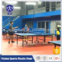Schalldichter Indoor-Tischtennisboden Tischtennis-Vinylboden