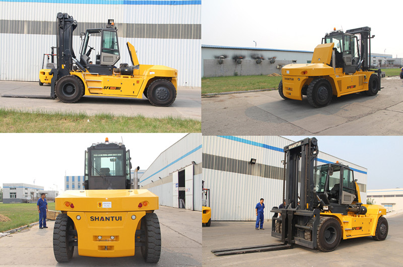 heavy duty forklift, container forklift