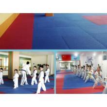 Tapis d'exercice de gymnastique durable en feuille de panneau de mousse EVA