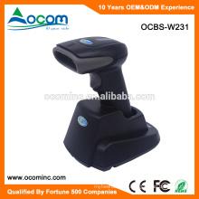 Escáner inalámbrico del código de barras del PDA inalámbrico de Bluetooth del mini supermercado de China