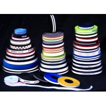 Custom colorful Colored reflective piping tape for sewing on clothes