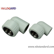 PPR Female Elbow/PPR Pipe/PPR Fitting/Female/Plumbing Fitting/Thread Fitting