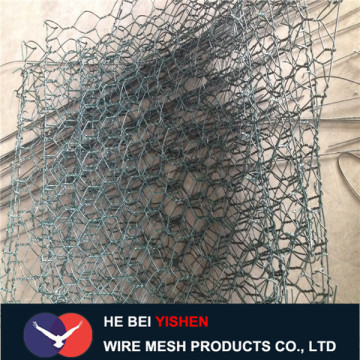 Electro Ou Hot Dipped Galvanized Gabion Wire Mesh
