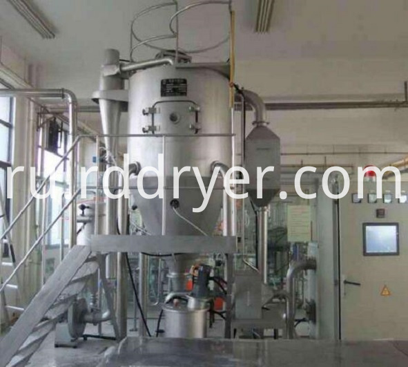 High Speed Centrifugal Atomizing Spray Drying Equipment