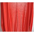 Женская одежда Открытая одежда Чистый цвет вязать кардиганы