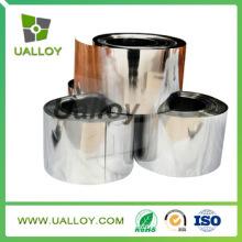 4j36 K93600 Invar 36 1.3912 Expansion Precision en alliage aluminium