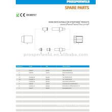 PLASMA SPARE PARTS-2
