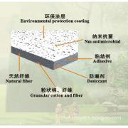Acoustic mineral fiber boards