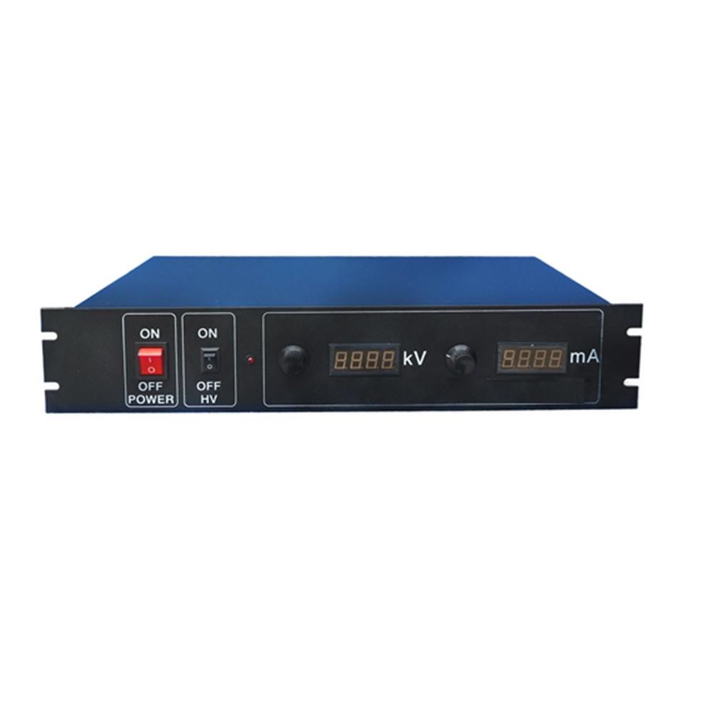 Ltp High Voltage Test Power Supply Front Black