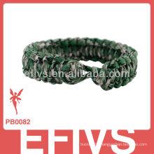 2013 paracord adjustable shackle for paracord bracelet bracelet
