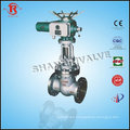 Electric High Pressure Tubeless Gate Valve