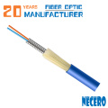 Figura 8 cabos de rede de fibra ótica