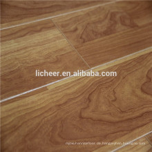 Indoor kleine geprägte Oberfläche Laminatboden Hersteller Innen Laminatboden kleine geprägte Bodenbeläge