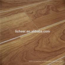 Surface intérieure embossée Fabricants de revêtements de sols laminés à l'intérieur Revêtements de sols laminés Petits sols gaufrés