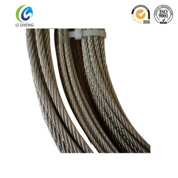1*19 galvanized wire rope