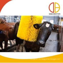 equipo de agricultura uso de granja de ganado cepillo de rasguño cepillo de ganado