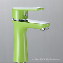 New Style Single Brass Body Handle Basin Faucet Mixer