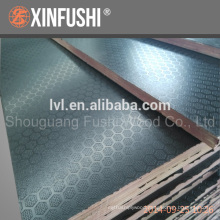 anti slide black film faced plywood