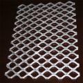 Diamond Wire Mesh Raised Expanded Metal