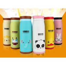 260ml Cute Animal Edelstahl Vakuumschale Portable Thermos Cup für Baby