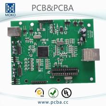 carte de commande d'amplificateur de puissance, carte de circuit d'amplificateur de puissance, carte électronique d'amplificateur de puissance