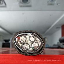 Conector de alumínio de cinco corpos XLPE Cabo 300mm
