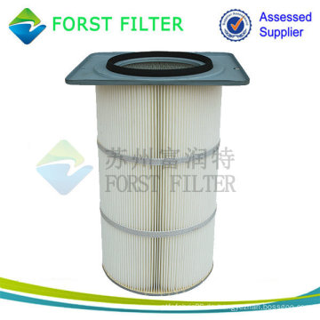 Flansch-Luftfilterpatrone