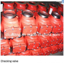Sand Casting Iron Alarm Valve for OEM Service