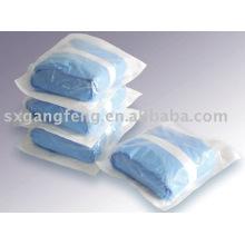 Esponjas de algodão estéril