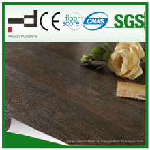 Plancher stratifié en bois dur de 12 mm Eir Finish Water Proof
